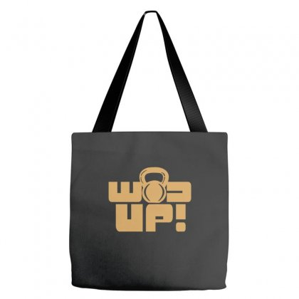 Crossfit Gear Fitness Exercise Weight Lifting Tote Bags Designed By Equinetee