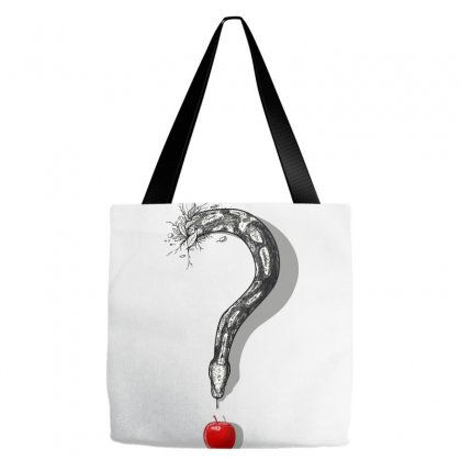 Curious Temptation Tote Bags Designed By Equinetee