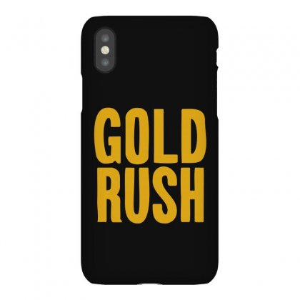 Gold Rush  Official Discovery Channel Merchandise Alaska Mining Iphonex Case Designed By Ismi