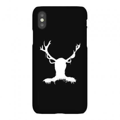 Hannibal   Stag Iphonex Case Designed By Ismi