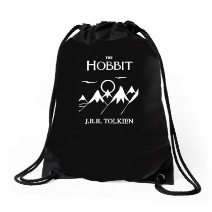 Hobbit, Lord Of The Rings, Drawstring Bags Designed By Funtee