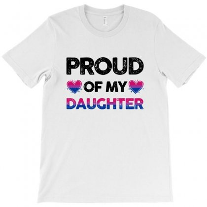 Proud Of My Daughter For Light T-shirt Designed By Sengul