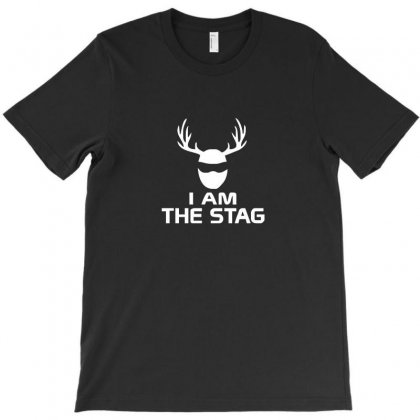 I Am The Stag Stag Night Hen Wedding T-shirt Designed By Ismi