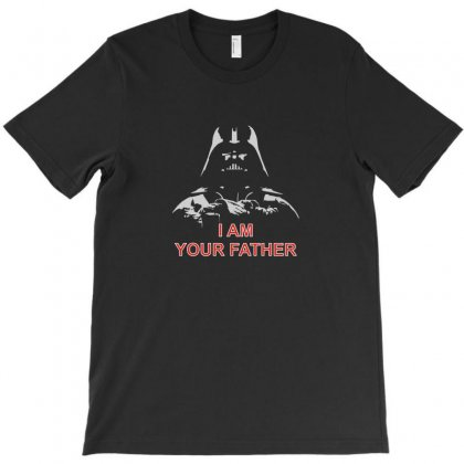 I Am Your Father   Mens Funny T-shirt Designed By Ismi
