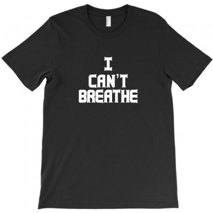 I Can't Breathe T-shirt Designed By Ismi