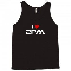i love 2pm Tank Top | Artistshot