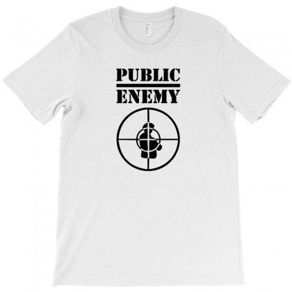 Public Enemy T-shirt Designed By Willo