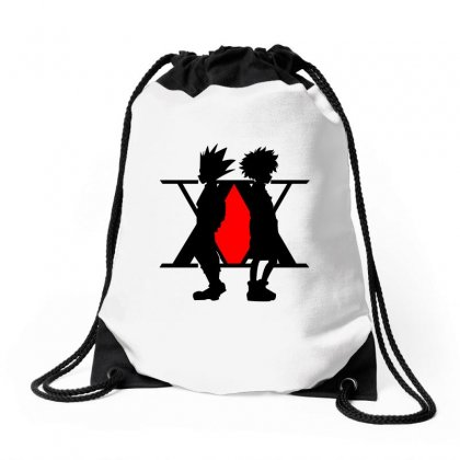 Hunter X Hunter Drawstring Bags Designed By Willo