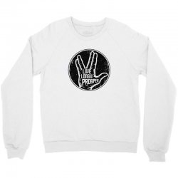 live long and prosper spock Crewneck Sweatshirt | Artistshot