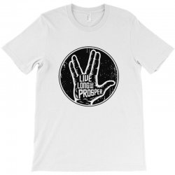 live long and prosper spock T-Shirt | Artistshot