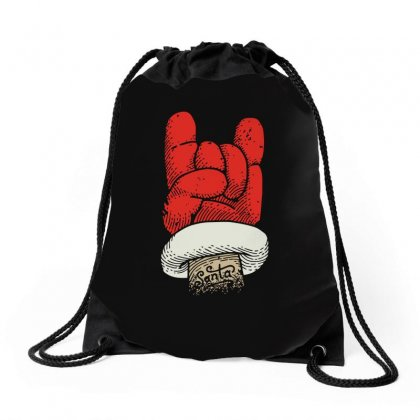 Christmas Rocks Drawstring Bags Designed By Teeshop