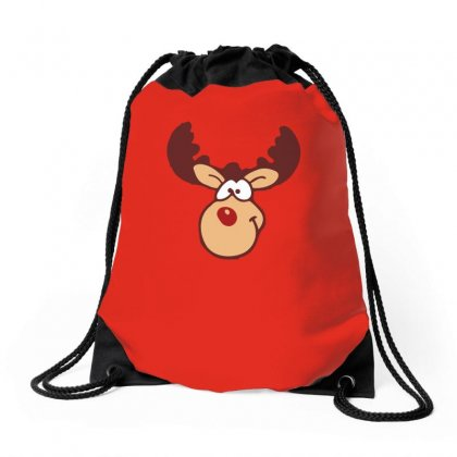 Christmas Xmas Drawstring Bags Designed By Teeshop