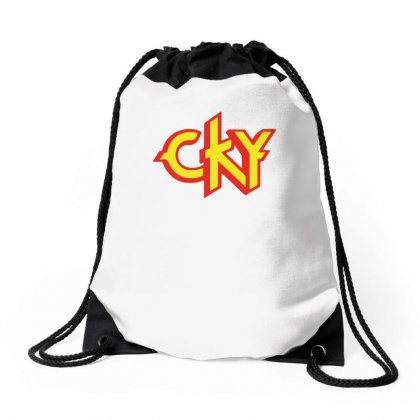 Cky Classic Drawstring Bags Designed By Teeshop
