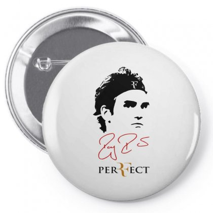 Face Perfect Pin-back Button Designed By Scarlettzoe