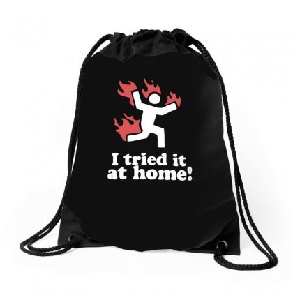 I Tried It At Home! Funny Drawstring Bags Designed By Enjang