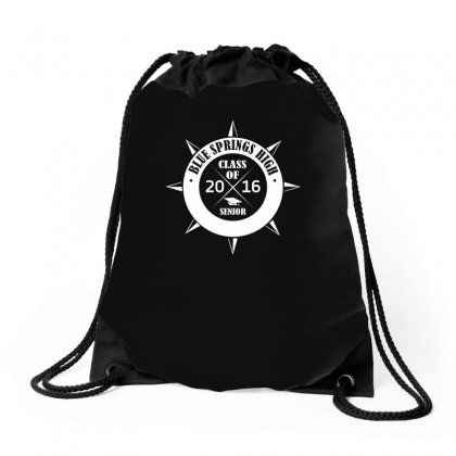 Class Of 2016 Drawstring Bags Designed By Teeshop