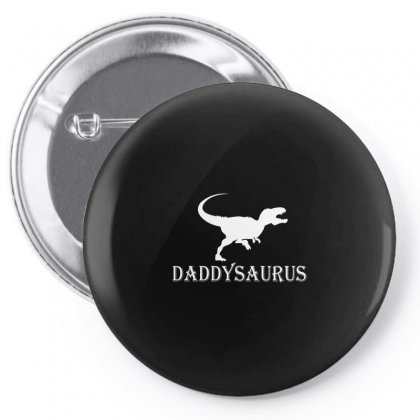 Daddysaurus Pin-back Button Designed By Equinetee