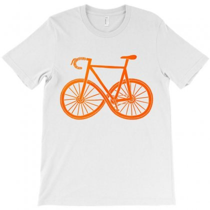 Cycle Forever T-shirt Designed By Equinetee