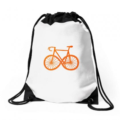 Cycle Forever Drawstring Bags Designed By Equinetee