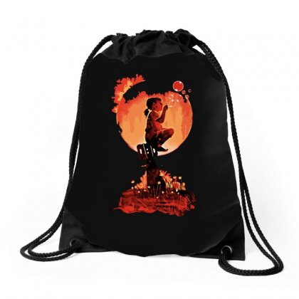 Daisy Drawstring Bags Designed By Equinetee