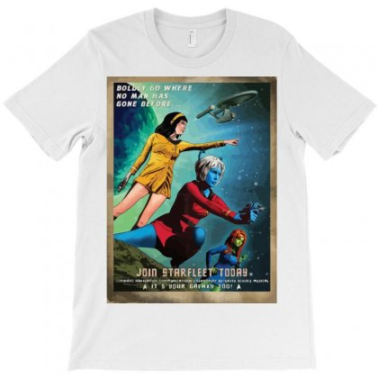 Dance Of The Orion Women & It's Your Galaxy Too! T-shirt Designed By Equinetee