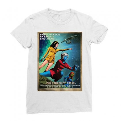 Dance Of The Orion Women & It's Your Galaxy Too! Ladies Fitted T-shirt Designed By Equinetee