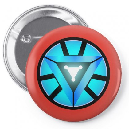Arc Reactor   New Element Pin-back Button Designed By Michelziud