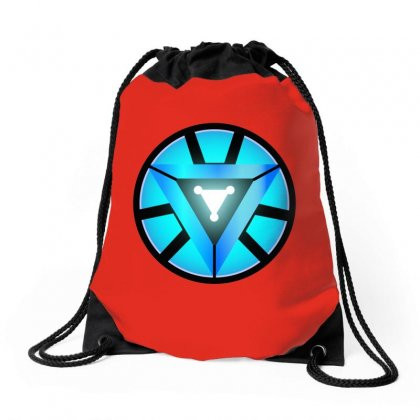 Arc Reactor   New Element Drawstring Bags Designed By Michelziud