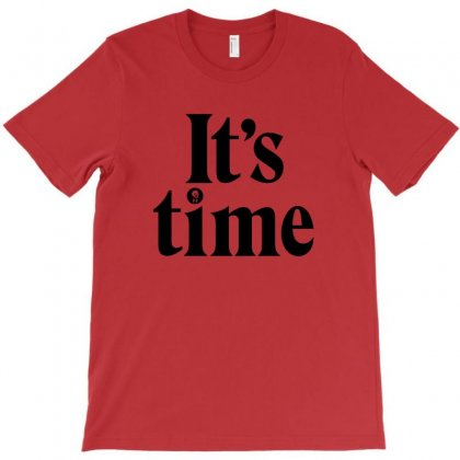 It's Time   Gough Whitlam T-shirt Designed By Michelziud