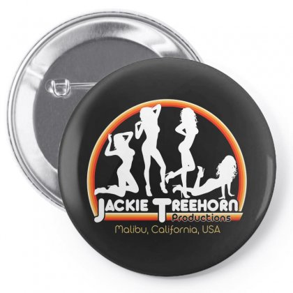 Jackie Treehorn Productions Pin-back Button Designed By Michelziud