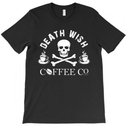 Death Wish T Shirt T-shirt Designed By Hung
