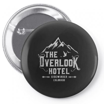 The Overlook Hotel Dark Style Pin-back Button Designed By Meganphoebe
