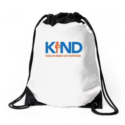 Kids In Need Of Defense Drawstring Bags Designed By Vanitty