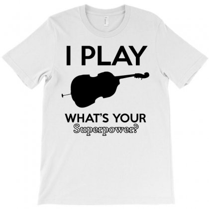I Play Cello T-shirt Designed By Cogentprint