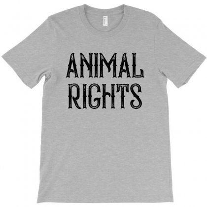 Animal Rights For Light T-shirt Designed By Sengul