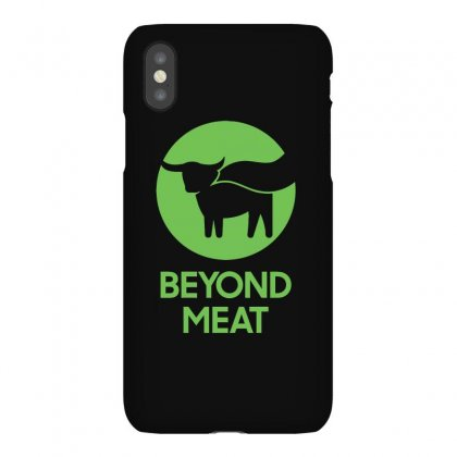 Beyond Meat Iphonex Case Designed By Badaudesign