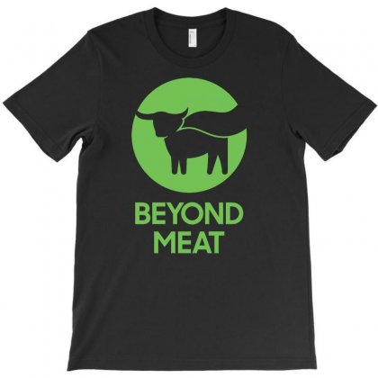 Beyond Meat T-shirt Designed By Badaudesign