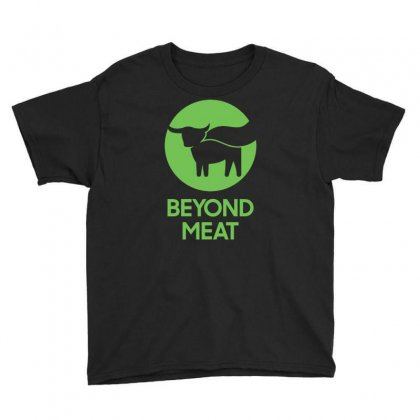 Beyond Meat Youth Tee Designed By Badaudesign
