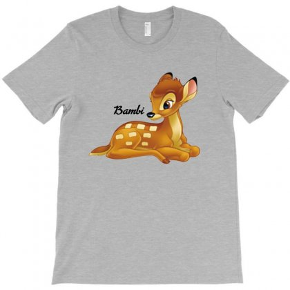 Bambi T-shirt Designed By Tshiart
