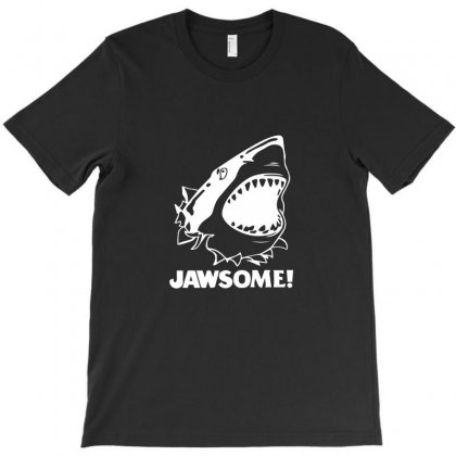 Jawsome T-shirt Designed By Funtee