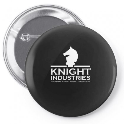 Knight Rider Pin-back Button Designed By Funtee
