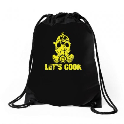 Let's Cook Drawstring Bags Designed By Funtee