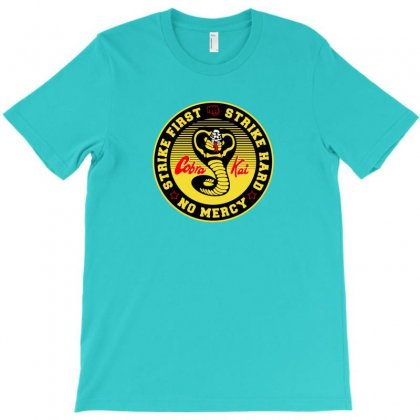 Cobra Kai   The Karate Kid T-shirt Designed By Willo