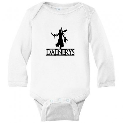 Dragons Will Be Dragons Long Sleeve Baby Bodysuit Designed By Willo