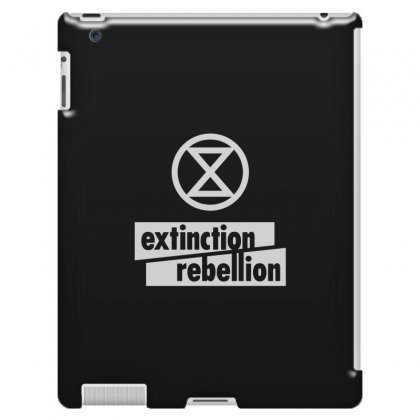 Extinction Rebellion Ipad 3 And 4 Case Designed By Willo