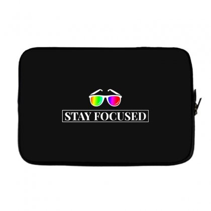 Focused Laptop Sleeve Designed By Willo