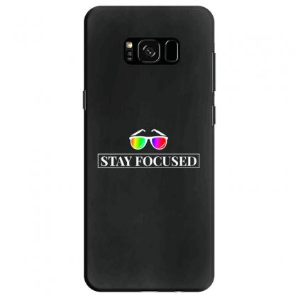 Focused Samsung Galaxy S8 Case Designed By Willo