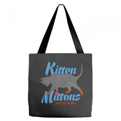Kitten Mittons Tote Bags Designed By Allison Serenity