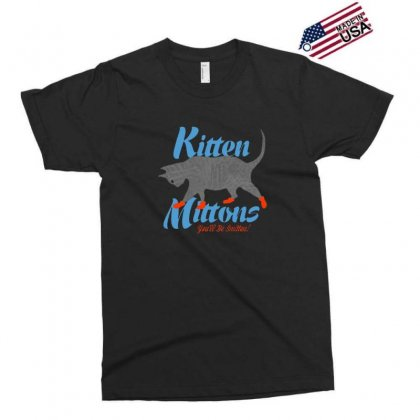 Kitten Mittons Exclusive T-shirt Designed By Allison Serenity