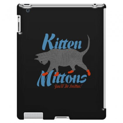 Kitten Mittons Ipad 3 And 4 Case Designed By Allison Serenity